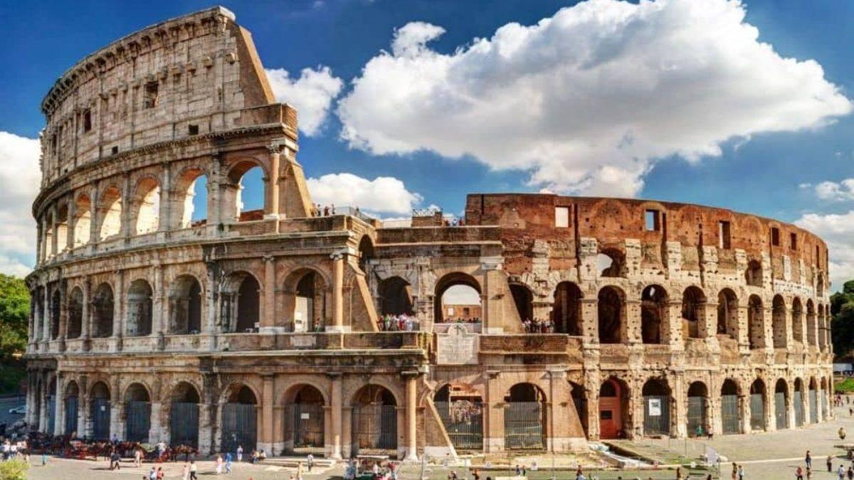 Curiosidades del Coliseo Romano. Foto Coliseoromano