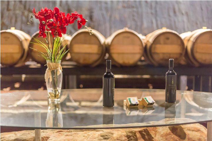 Decantos vinícola. Foto Baja vino