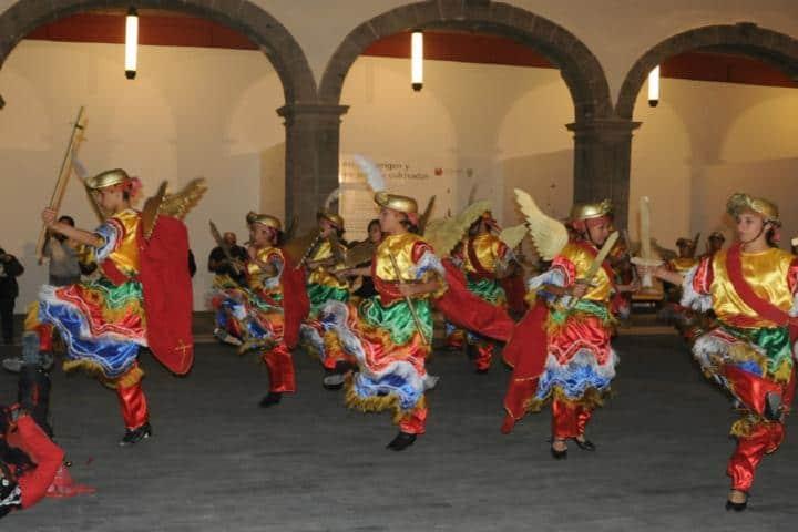 Danza de los Migueles Foto: Encuentra Historia