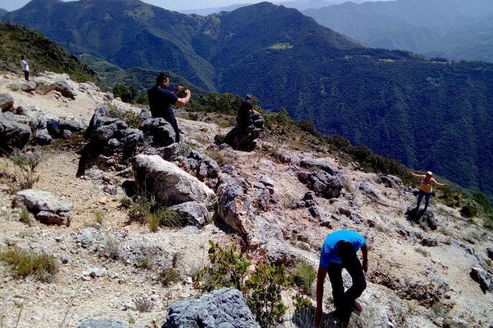 Desafía las actividades físicas que está lugar te pone Foto: Parque Natural Yosondúa | Facebook