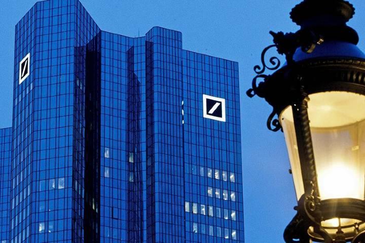 El Deutsche Banks visto por fuera, ¿Qué te parece? Foto: Sputnik Mundo