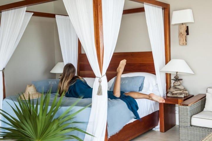 Disfruta de la comodidad de las habitaciones Foto: Hotel Boutique Jashita | Facebook