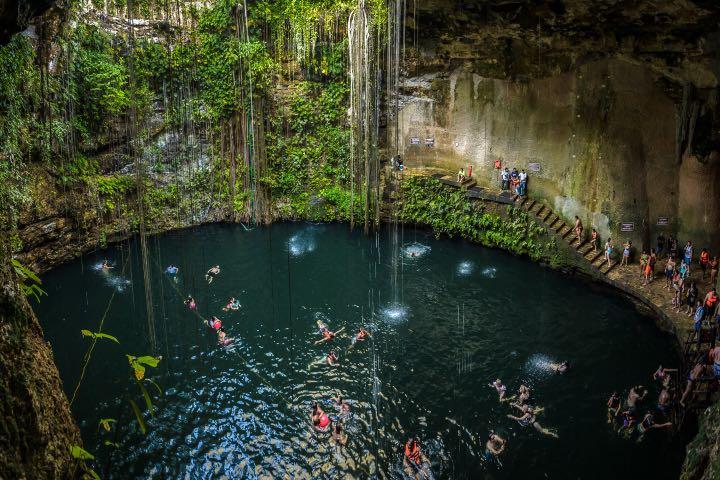 Disfruta de los cenotes de Yucatán y ten una experiencia inolvidable Foto Teklas Disfruta de los cenotes de Yucatán y ten una experiencia inolvidable Foto: Teklas