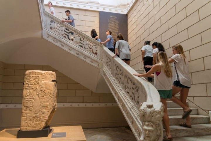 Disfruta lo que el museo te ofrece Foto: Con Acento