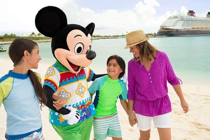 Disney Cruises Foto: Disney Cruise Line