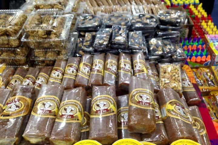 Dulces típicos de Nuevo León Foto: Museo del dulce | Facebook