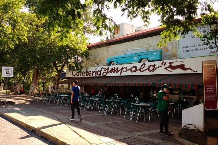 En Paseo de Montejo disfrutarás de delicias gastronómicas Foto: Gerardo Hernández
