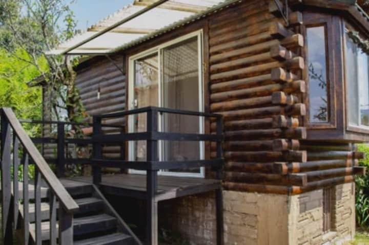 En estas cabañas pasarás días de descanso y tranquilidad Foto Los Jilgueros