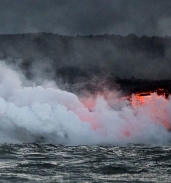 Volcán Kilauea en Hawai