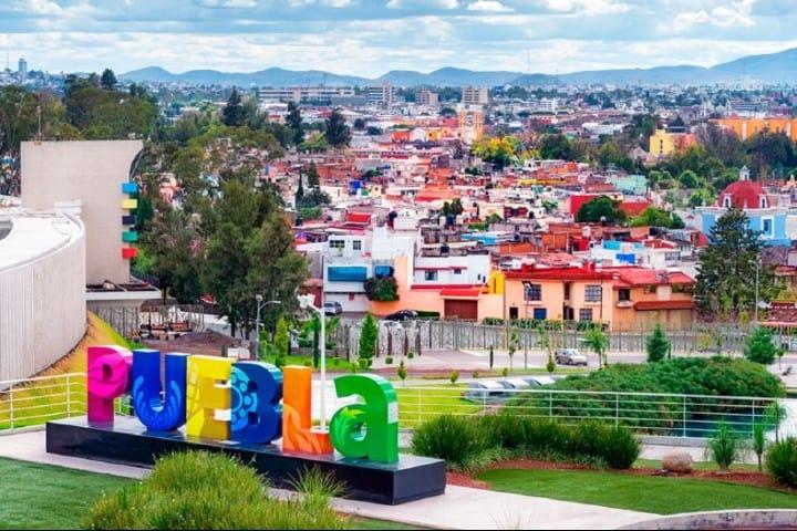 Estado de Puebla Foto: Shutterstock