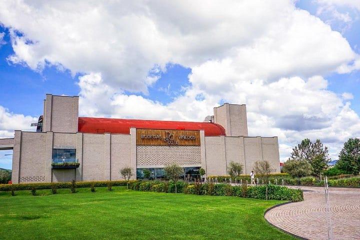 Este viñedo es exclusivo en Querétaro Foto DE COTE Casa Vitivinícola | Facebook