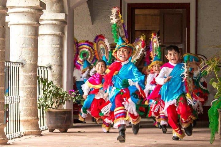 Danza de los Quetzales. Foto: SECTUR.