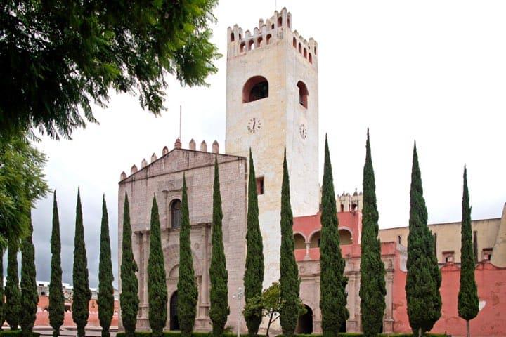 Ex Convento de San Nicolás de Tolentino de Actopan Foto: Guilgeopat