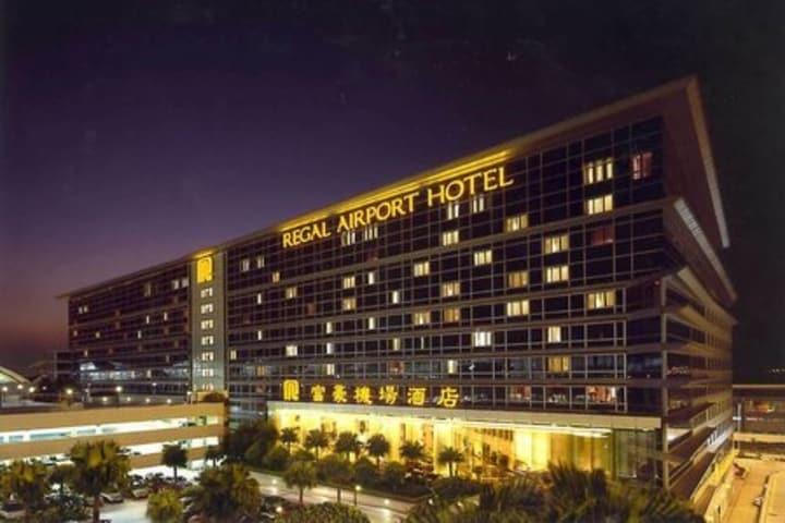 Fachada del Regal Airport Hotel. Foto: Flyin.