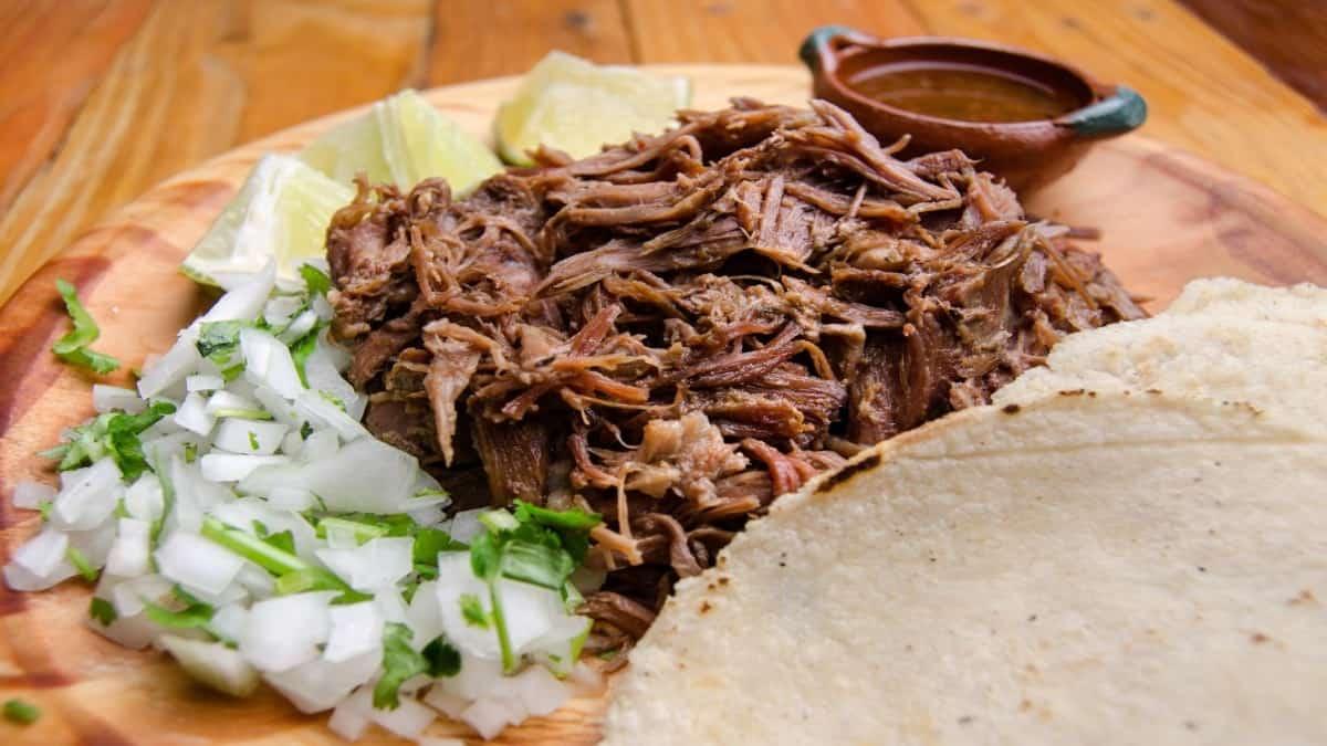 Gastronomía de Hidalgo Foto: Animal Gourmet