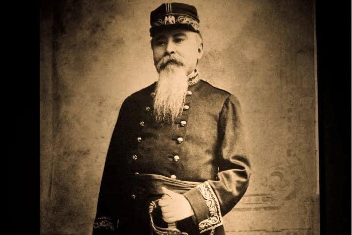 General Francisco Cantón Foto: Noticaribe