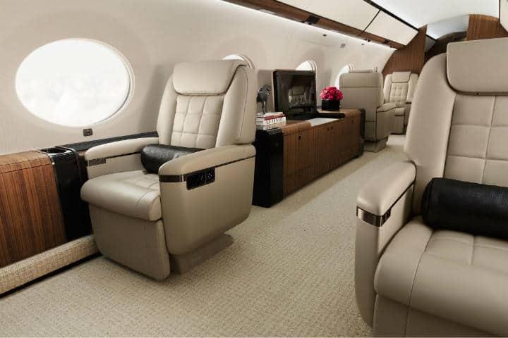 Gulfstream G650ER 4