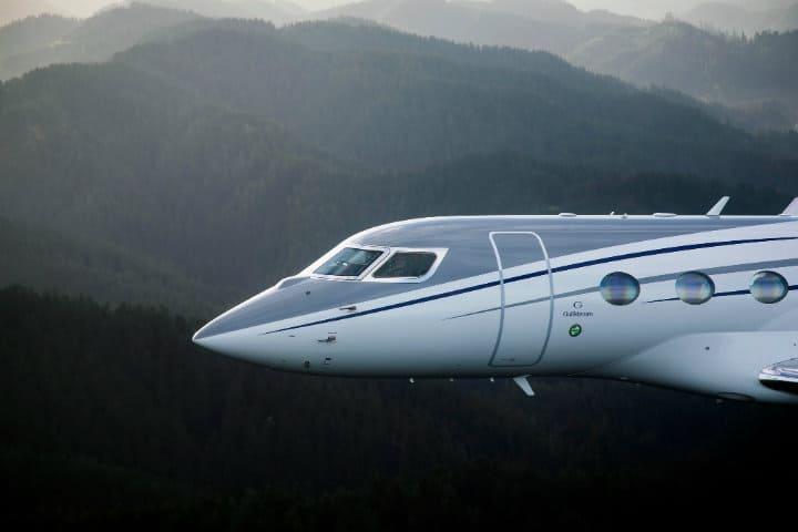 Gulfstream G650ER Foto Gulfstream Aerospace Corp 11