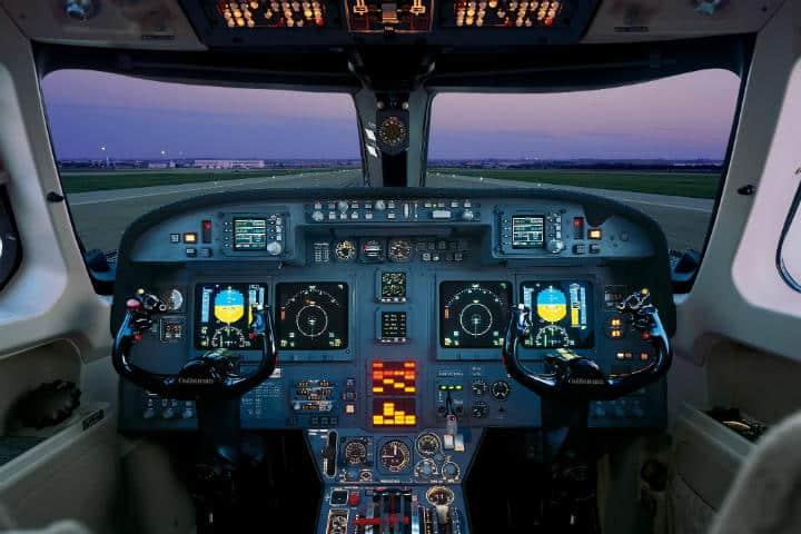 Gulfstream G650ER Foto Gulfstream Aerospace Corp 14