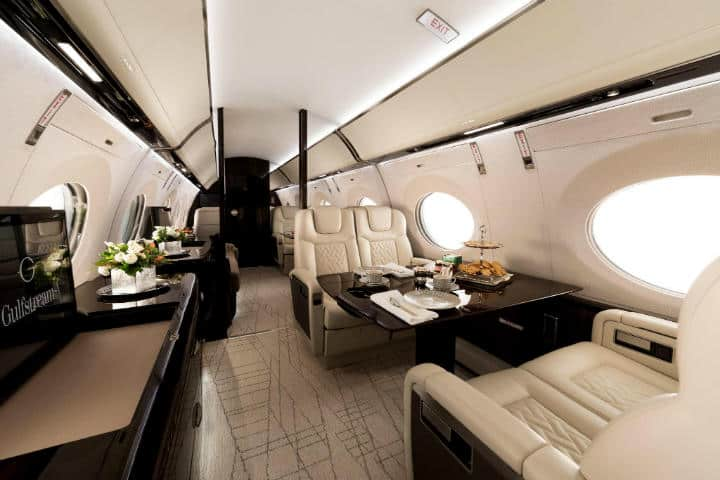 Gulfstream G650ER Foto Gulfstream Aerospace Corp 17