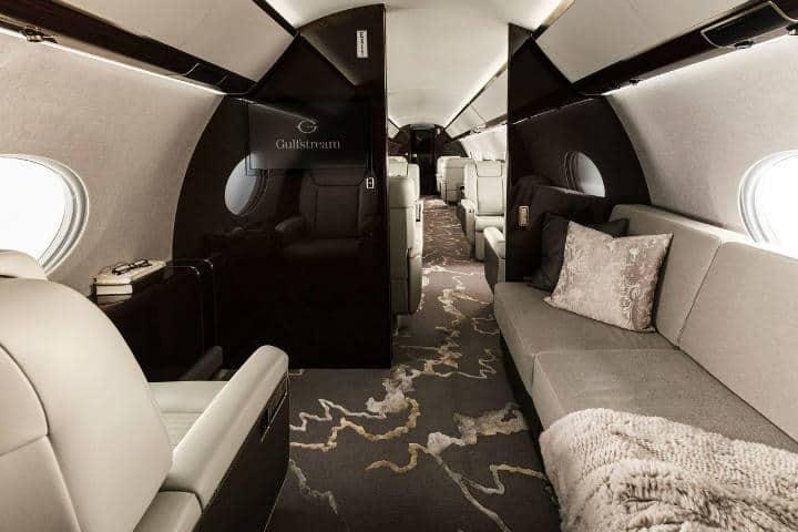 Gulfstream G650ER Foto Gulfstream Aerospace Corp 19