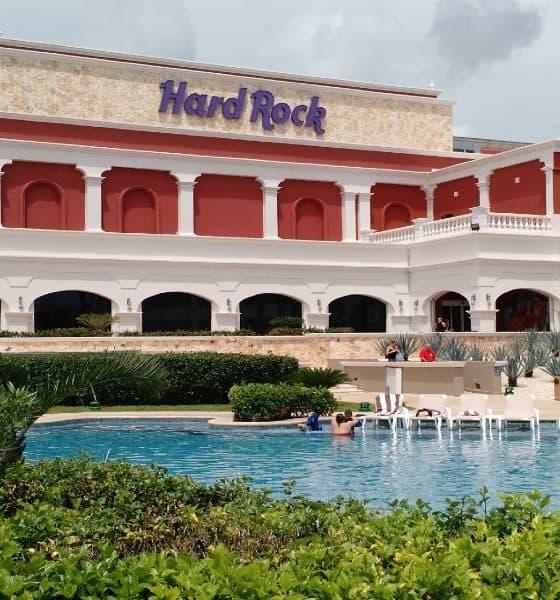 Hard Rock Hotel Riviera Maya Foto: Alberto Ramírez