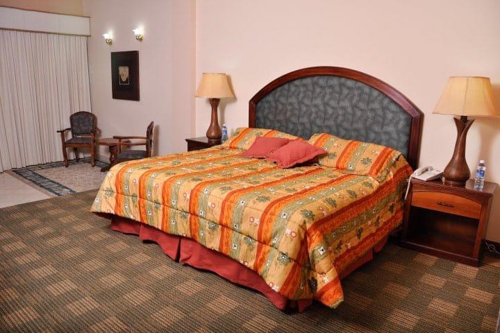 Habitación de la hacienda Foto Hacienda Cola de Caballo | Facebook