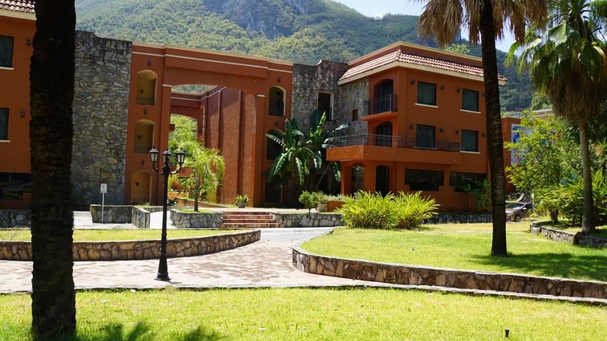 Hacienda Cola de Caballo en Nuevo León