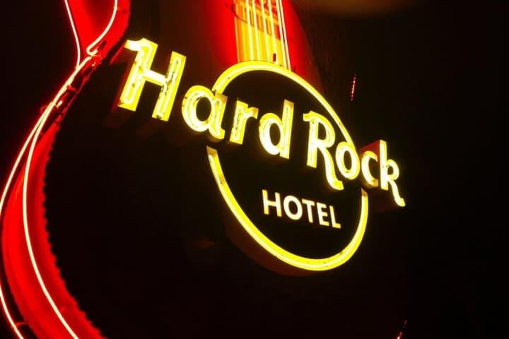 Hard Rock Hotel Riviera Maya Foto: Archivo