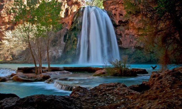 Havasu Falls Foto cjsett