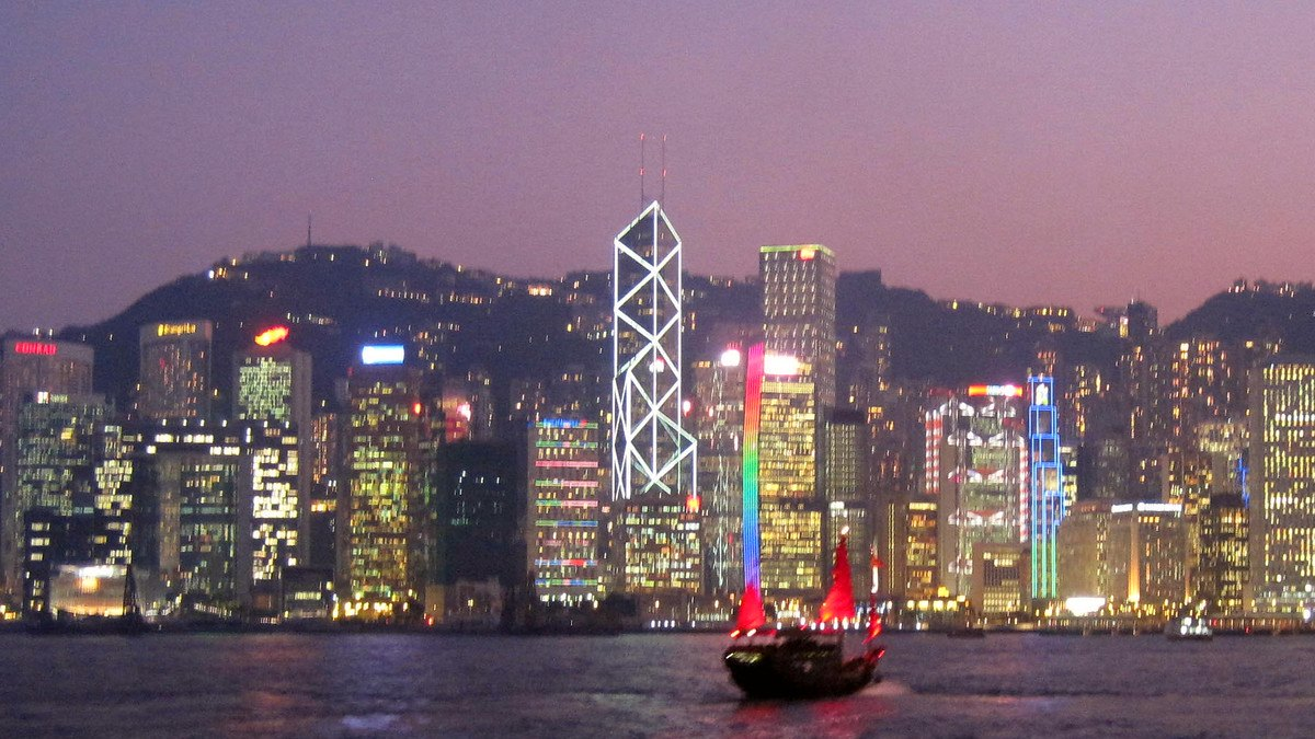 Puertos de Hong Kong