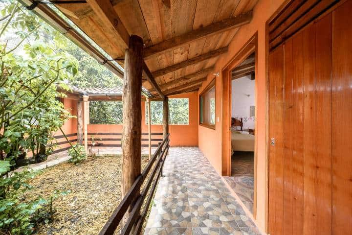 Pasillos del lugar Foto: Hotel Taselotzin | Facebook