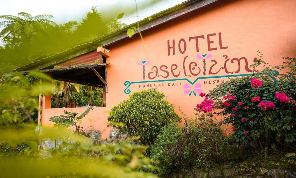 Hotel Taselotzin Foto: Hoteltaselotzin | Facebook