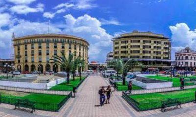 Plaza de la Libertad Foto: Turismo Tampico Miramar