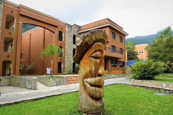 Disfruta la increíble vista del Jardín durante tu evento Foto: booking