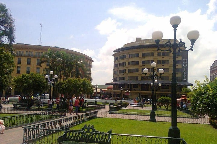 Hotel Sevilla Foto: Tampico México