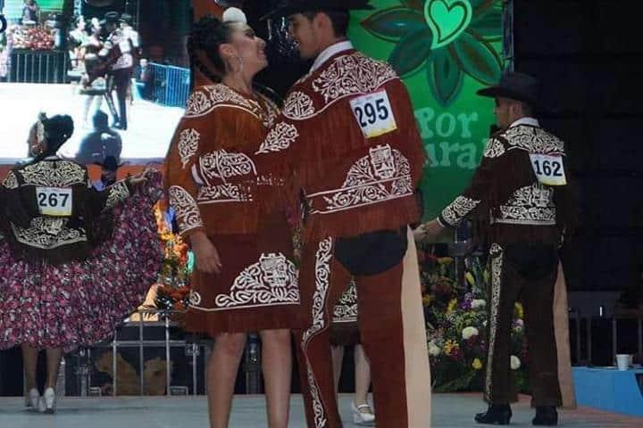 Huapango, baile tradicional en Tamaulipas. Foto Tus Amigos de México