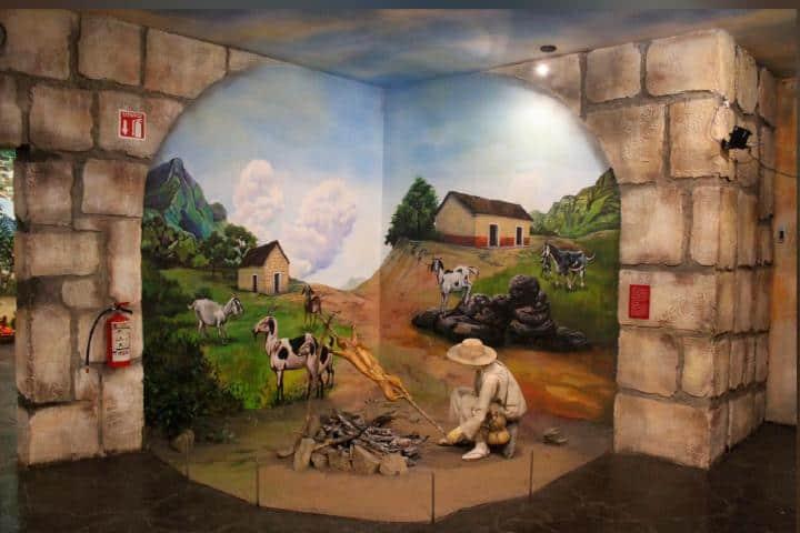 Imagen representativa del Cabrito Foto: el Museo del dulce