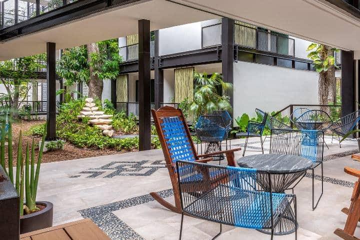 Instalaciones del hotel Wayam Mundo Imperial. Foto: Mundo Imperial Hotels & Resorts.
