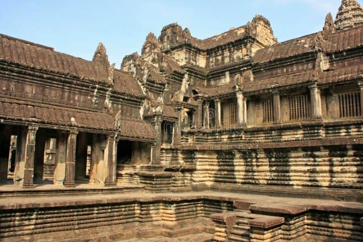 Interior del templo. Foto: Dreamstine.