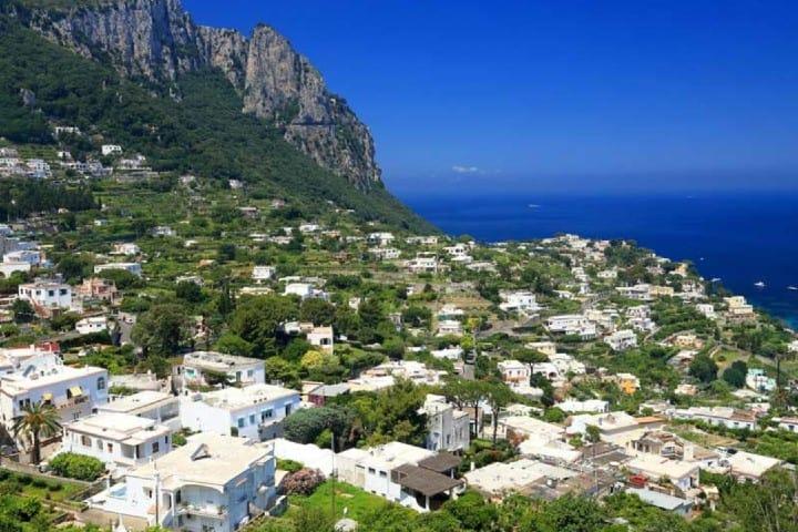 Isla Capri Foto: Italia