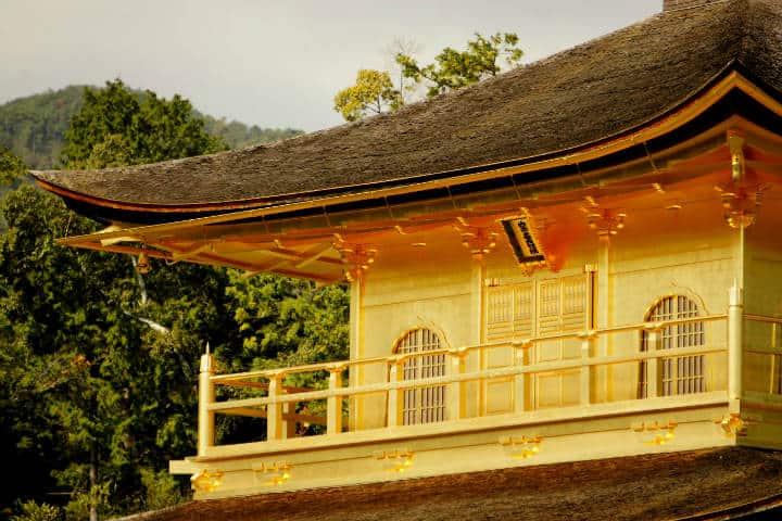 Kioto Kinkaku-ji. Foto Imgur