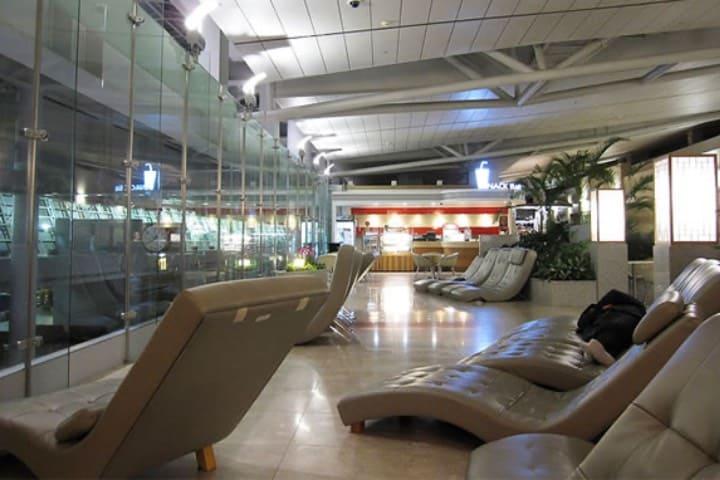 La estancia en el aeropuerto será muy cómoda y placentera Foto: Aeropuertos del Mundo