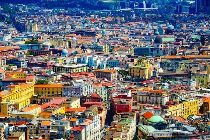 Ciudad de Nápoles Foto: Viajes y Lugares