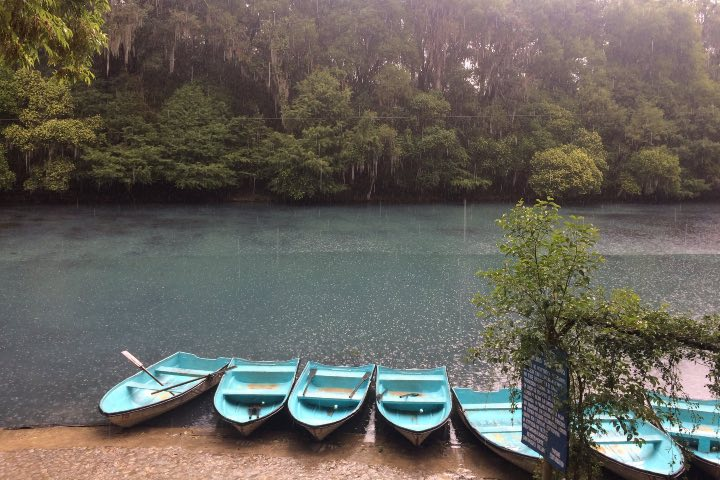 Lago del Bosque de las Truchas Foto Israel Ruiz