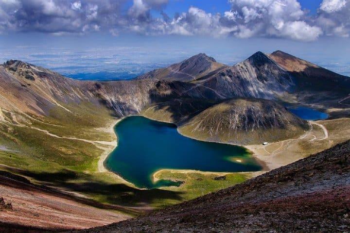 Lagunas del Nevado de Toluca Foto: Vía México