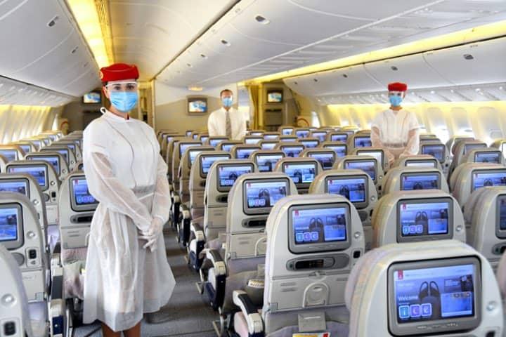 Las aerolíneas están capacitadas con todas las medidas sanitarias para volar Foto Archivo