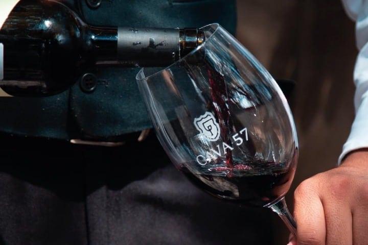 Los vinos de este viñedo son una delicia Foto: Cava 57   Facebook
