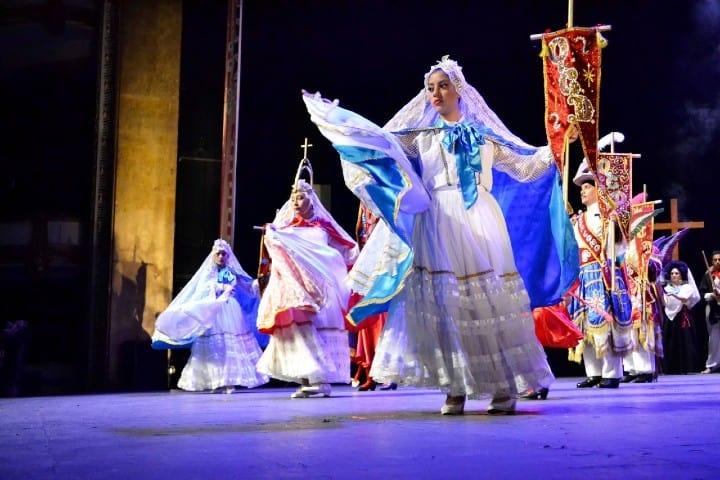 Maringuillas; Danza de los Migueles Foto: Grupo Artístico Mexicano Macuilxochitl