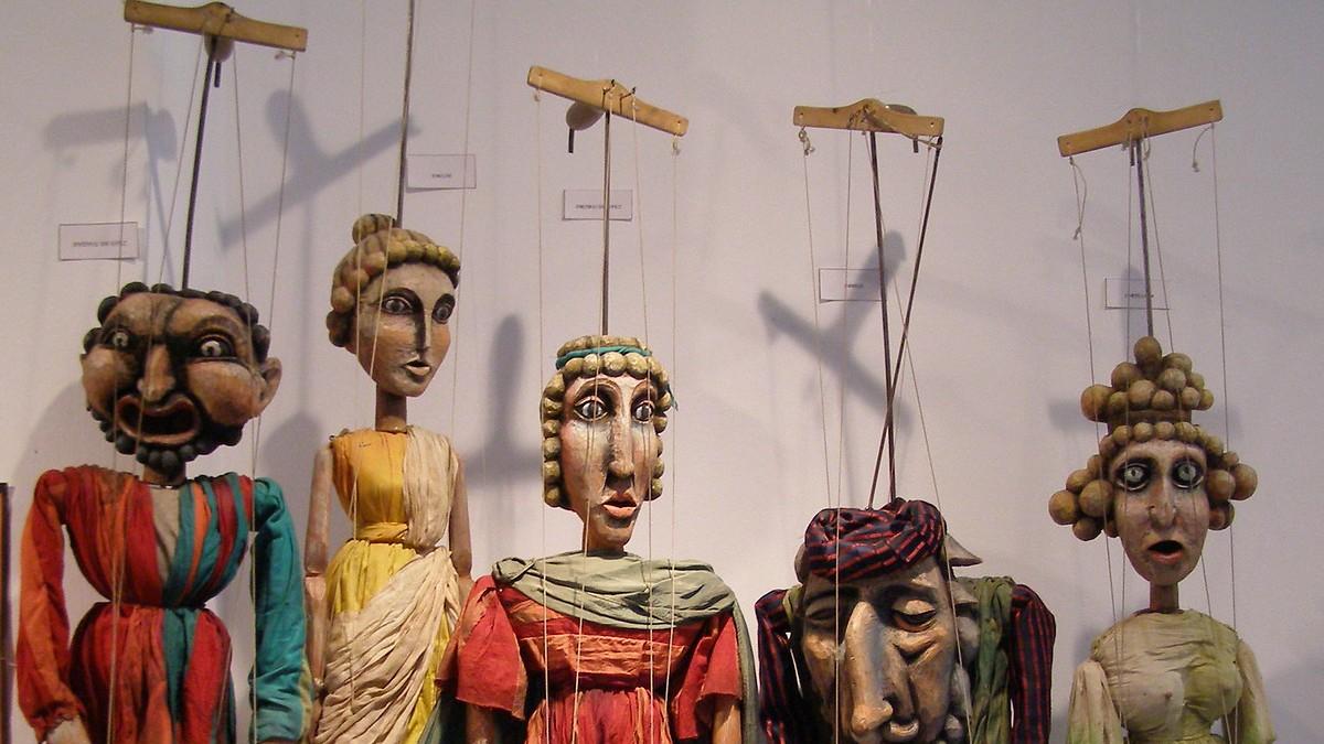 Marionetas Repubñica Checa . Foto por Jose Bolorino